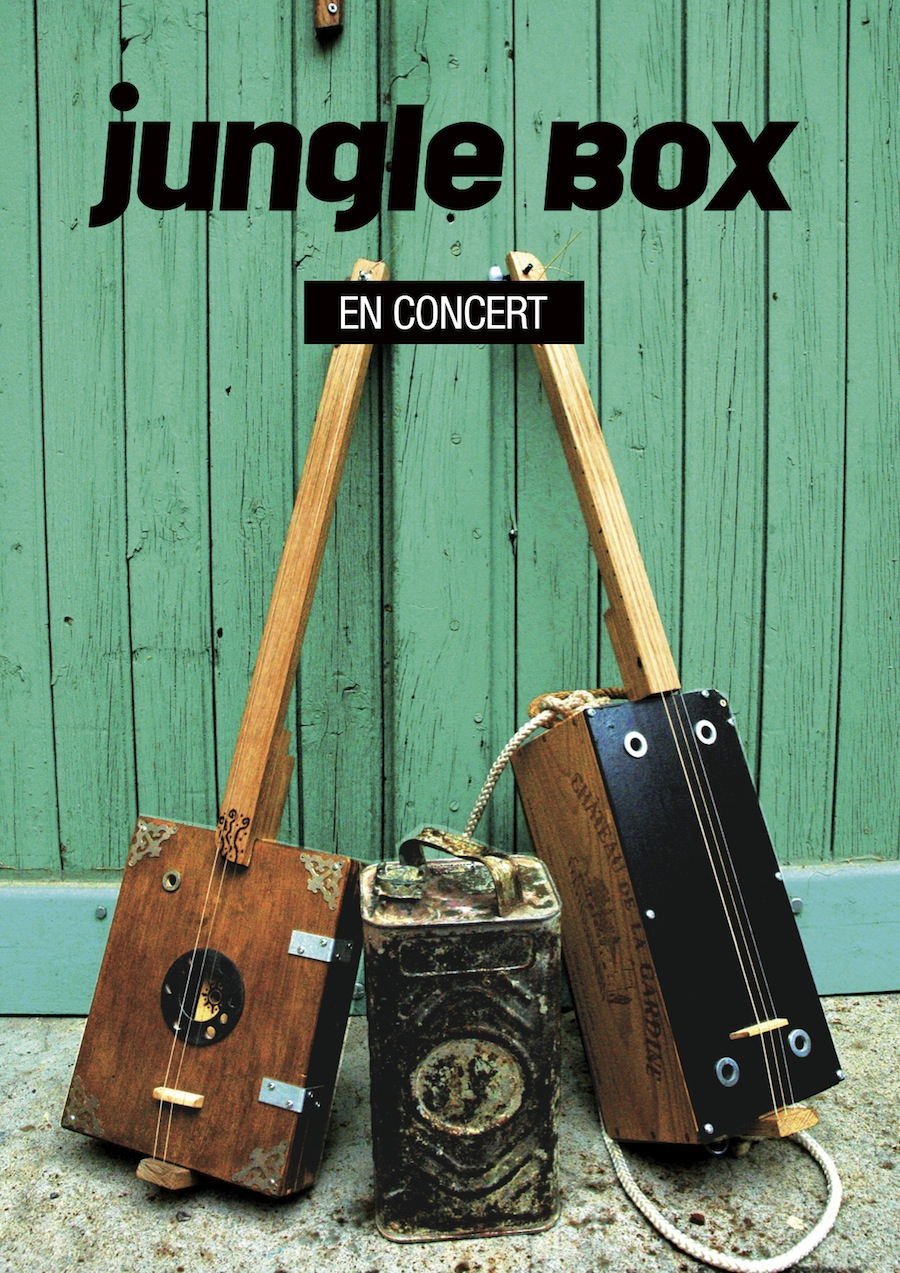Jungle Box Affiche