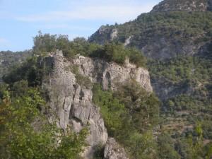 Château médiéval de Madières 34