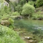 sous le pont de Madière