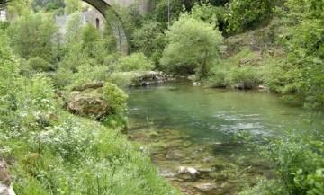 la rivière la Vis